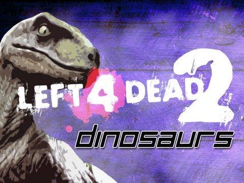 Left 4 Dead 2: Dinosaurs in Kokiri Forest Part 1 - Infinite Loops