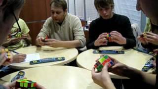 Экстрим на встрече куберов 26.12.2009 Часть 7