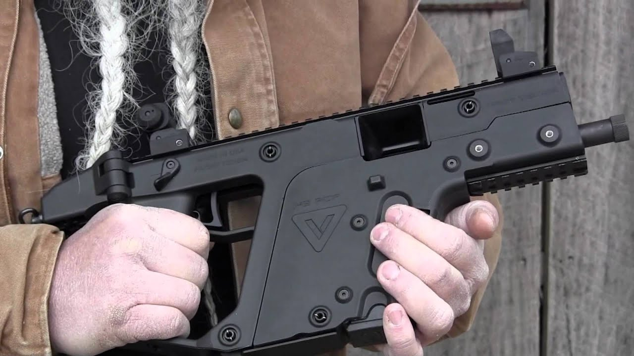 KRISS Vector SDP Semi-Automatic 45 ACP Pistol - Gunblast com