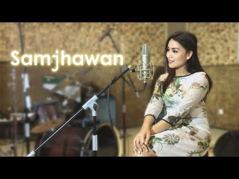 Samjhawan | Female Cover By Shreya Maya (indonesia) | Humpty Sharma Ki Dulhania | Alia Bhatt