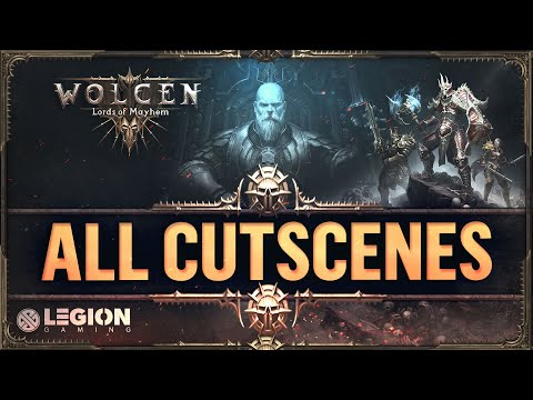 Wolcen - All Cutscenes | Cinematic Story Moments