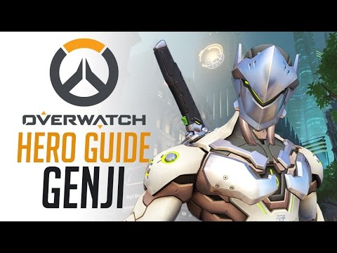 Genji - Overwatch Hero Guide