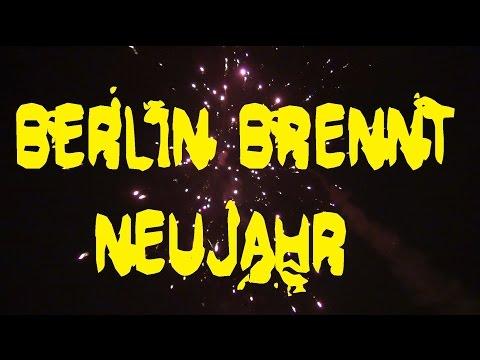 🎆 Berlin brennt - Silvester 2016 0:15 Uhr - PART 2 🎆 Shells und Vogelschreck