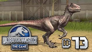 CarnoRaptor HYBRID || Jurassic World - The Game - Ep 73 HD