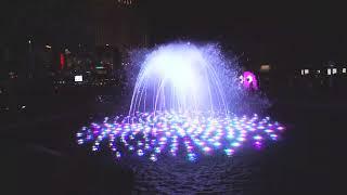 Ghost vegas fountain dance