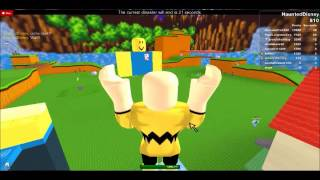 ROBLOX Meetings - Charlie Brown Makes Friends