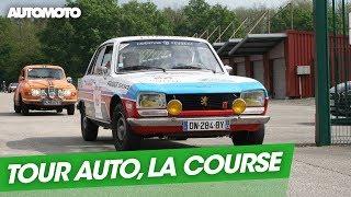Tour Auto, la plus belle course de voitures classiques
