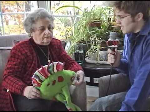 Save the Murlocs - Interview with my Grandma