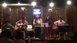 Đồng xanh (Dương Khắc Linh - Hoàng Huy Long) - Hồng Ngân & Ý Nhi [XR Coffee & Acoustic: Kết nối 14]