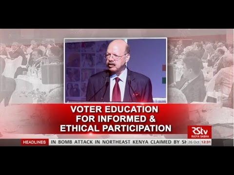 Discourse on VOTER EDUCATION FOR INFORMED, ETHICAL PARTICIPATION