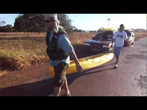 Expedição de caiaque Rio Paranaíba - BRS 2