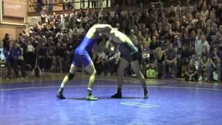 Blaize Cabell (UNI) vs James Romero (Missouri)