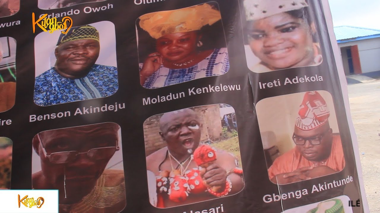 Download ANTP President, Jimoh Aliu and BABA WANDE speaks on What Yoruba Movie need to infuse