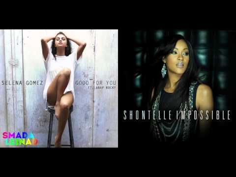 Selena Gomez vs Shontelle  Impossible For You