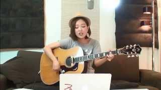 2014.7.20 森恵さんのUSTREAMライブより Megumi Mori is a rising Japan...