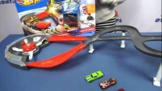 Autostrada z napędem / Spiral Speedway - Hot Wheels - www.MegaDyskont.pl - sklep z zabawkami