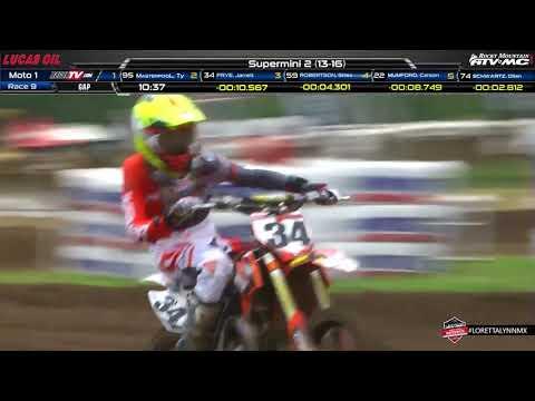 Supermini 2 (13-16) - Moto 1 - Loretta Lynn