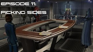 Modded Mass Effect 3 Ep 11:  PICKING SIDES