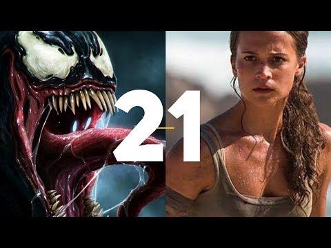 21 самый ожидаемый фильм 2018 года - Видеохостинг Ru-tubbe.ru