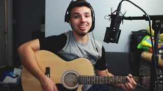 Meant to Be by Bebe Rexha & Florida Georgia Line Acoustic Cover