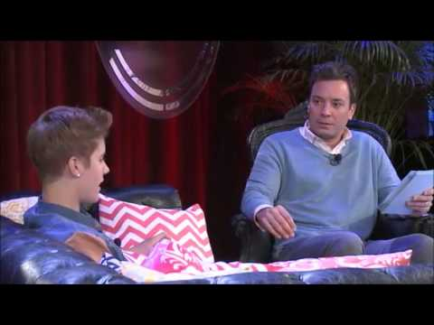 Justin Bieber funny moments 2012