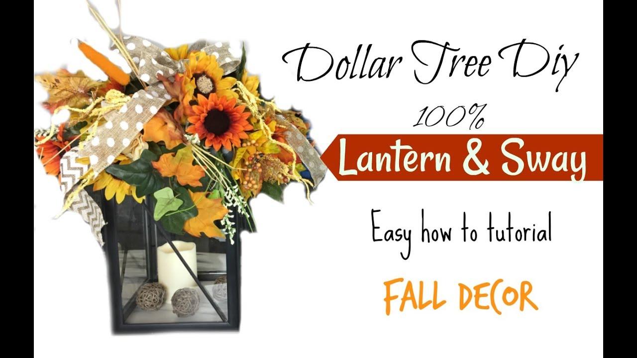 Dollar Tree Diy Fall Decor