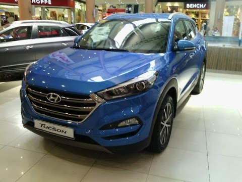 Wonderful 2016 Hyundai Tucson 20 ReVGT CRDI AT  Walkaround