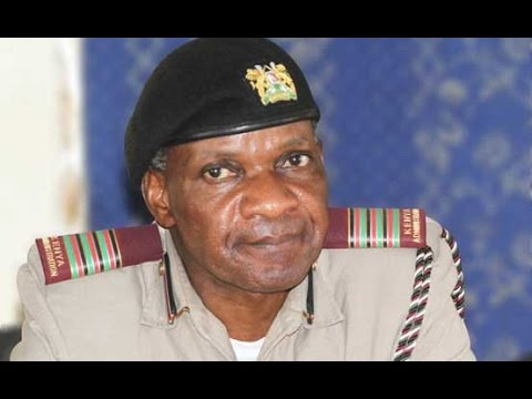 Nelson Marwa gives police one week to arrest suspected drug baron by the name Bosire