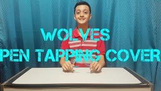 Wolves - Selena Gomez,Marshmello (pen tapping cover)