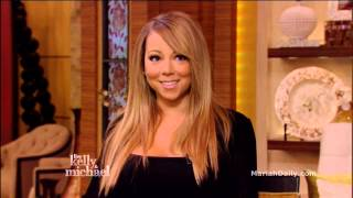 Mariah Carey on Live With Kelly & Michael