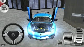 Real Aventador Driving Simulator - Children Games for Kids