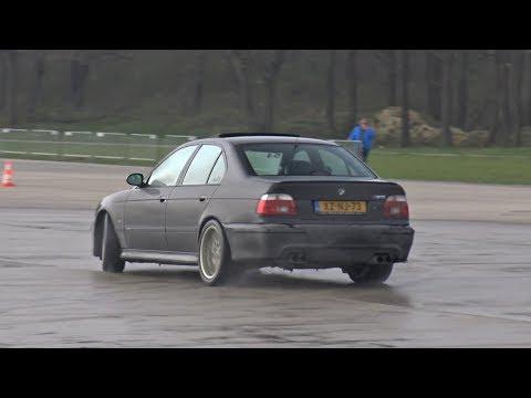 Modified BMW M5 E39 - DRIFT \u0026 Accelerations!