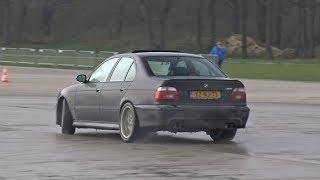 Modified BMW M5 E39 - DRIFT & Accelerations!