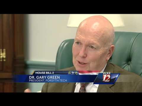 House Bill 2's impact on public universities