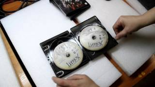 Обзор:  Дисков Хоббит. Трилогия. Режиссерская версия (9 Blu-ray)