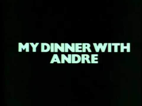 My dinner with André 1981 Louis Malle