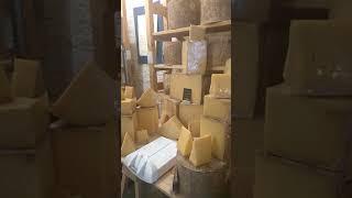 Neals Yard Cheese shop, London, Borough Market, April 2018