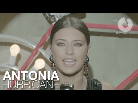 Antonia - Hurricane (Official Video)