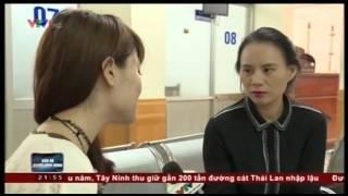 Vũ Minh Thi bị công ty Jenny Cosmestic hãm hại và sau đó đã lên tiếng tố cáo trên VTV1 20/07/2015
