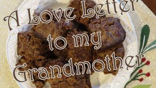 Baked Fudge- A Love Letter To My Grandmother