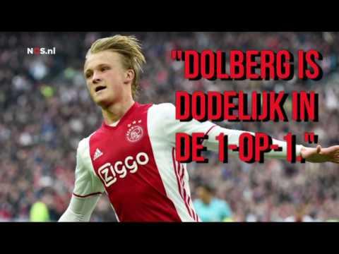Ajax-Olympique Lyon 4-1 radiocommentaar