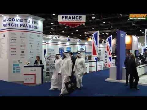 Patrick Colas Des France CEO Eurosatory 2016 ExpoDefensa 2015 Asia Pacific Homeland Security APHS 20