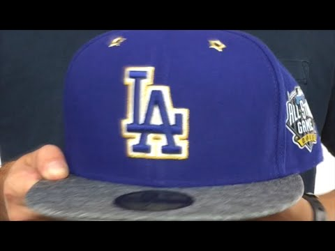 2831958d7 Dodgers '2016 MLB ALL-STAR GAME' Fitted Hat by New Era - YouTube