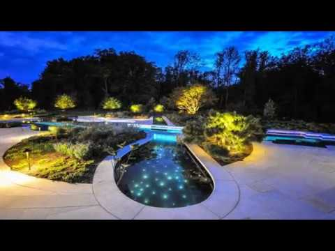 Sublime koi pond designs and water garden ideas for modern for Koi pond next to pool