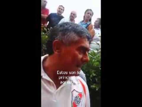 ATE acusó al Gobierno de mandarles una patota tras la agresión a Macho