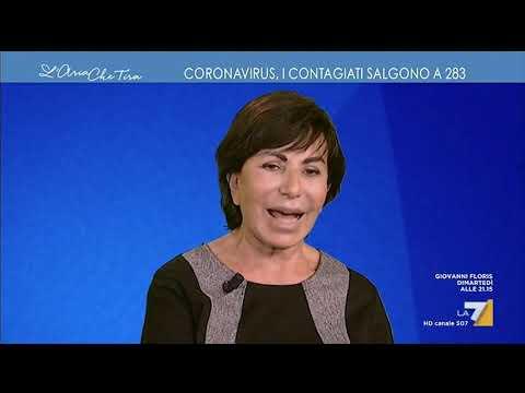 Coronavirus, Maria Rita Gismondo: 'Il virus sta circolando, oggi fare uno screening a tappeto ...