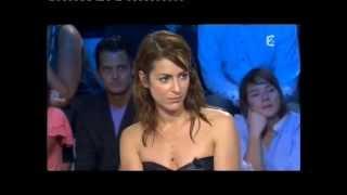Audrey Dana et Judith Magre - On n'est pas couché 11 septembre 2010 #ONPC