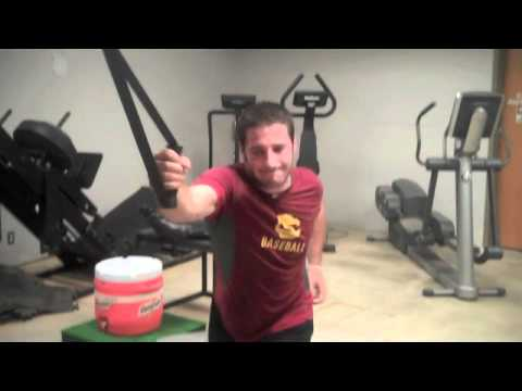The Day 1 Workout Challenge: Jared Sandler Works Out with Sam Phippen
