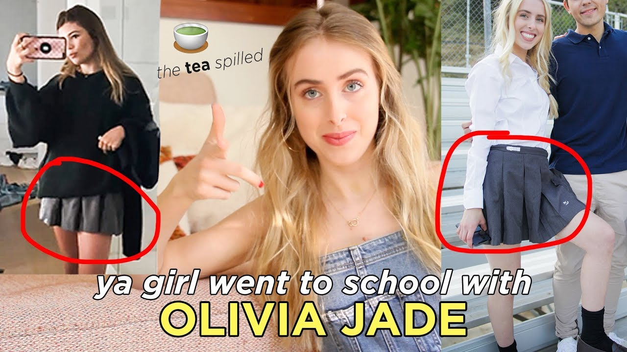 Of Course Olivia Jade Is Starting A Podcast