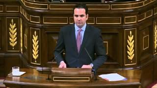 Intervención del diputado Iñigo Alli en el debate de investidura de Pedro Sánchez